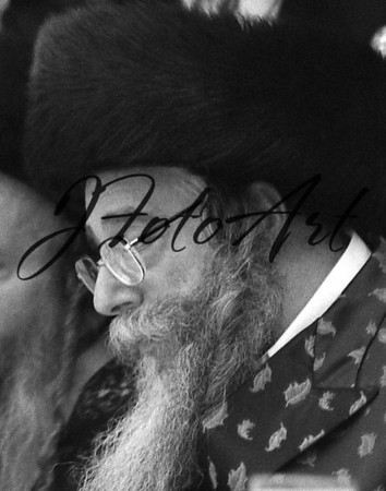 The Klausenberger Rebbe of Israel