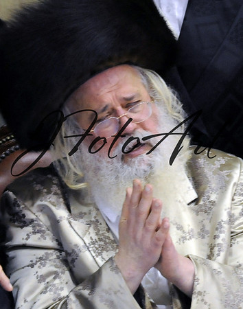 The Munkatcher Rebbe