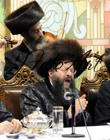 The Bobover Rebbe