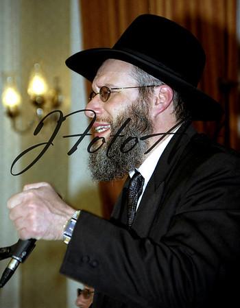 Rabbi Avrom Yona Scheinberg