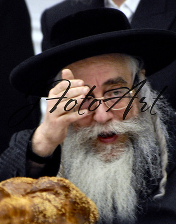 The Klasuenberger Rebbe of Israel