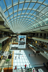 Galleria Mall in Houston, Texas.