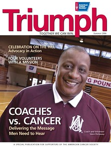American Cancer Society, Triumph Magazine