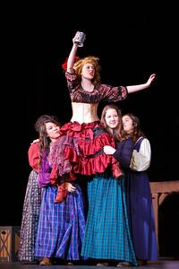 Les Miserables, Cedar Theatre