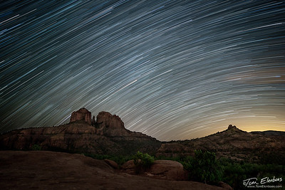 Secret Slick Rock Star Trails