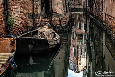 Venice Canal Reflections