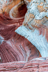 Sandstone Eddy, White Pocket, AZ