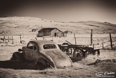 Bodie Ghost Town, CA