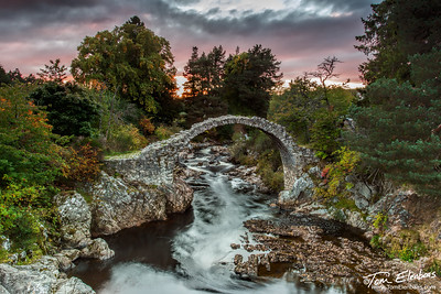 Bridge of Carr, Carrbridge, Scotland