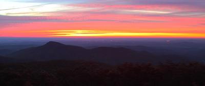 Old Rag sunrise