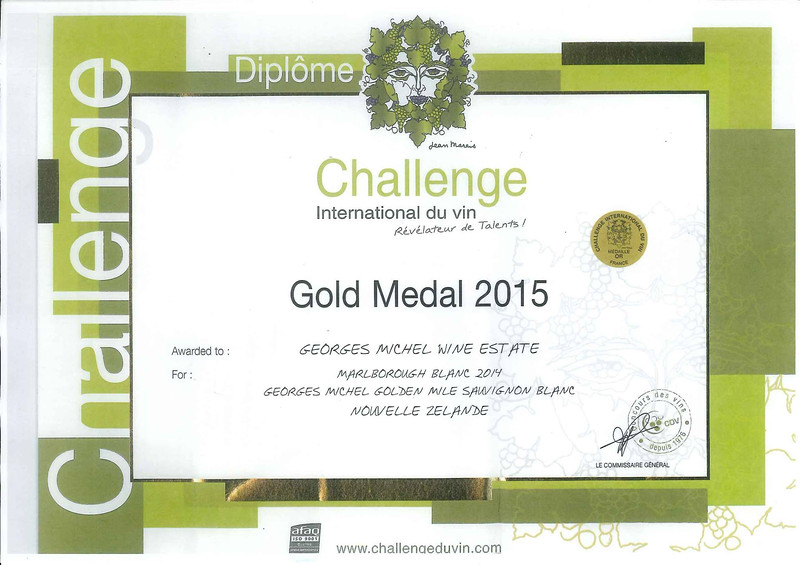georges_michel_2015_goldmedal