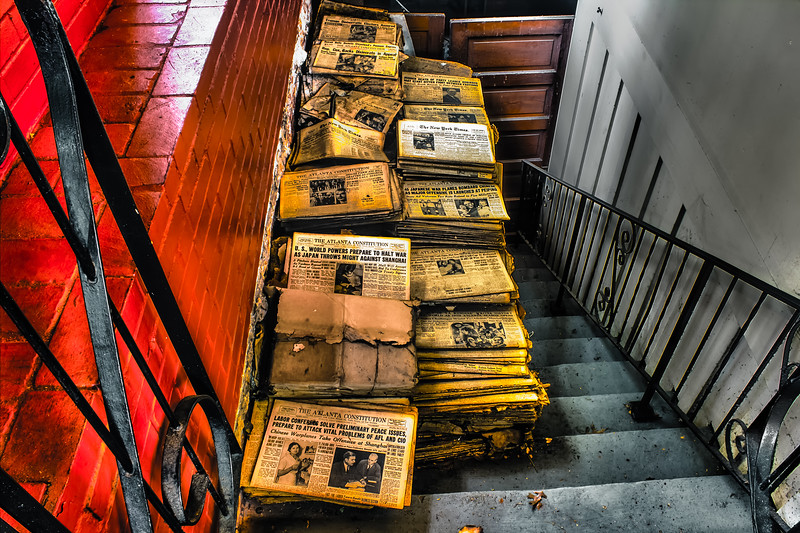 Stairs of Stories II