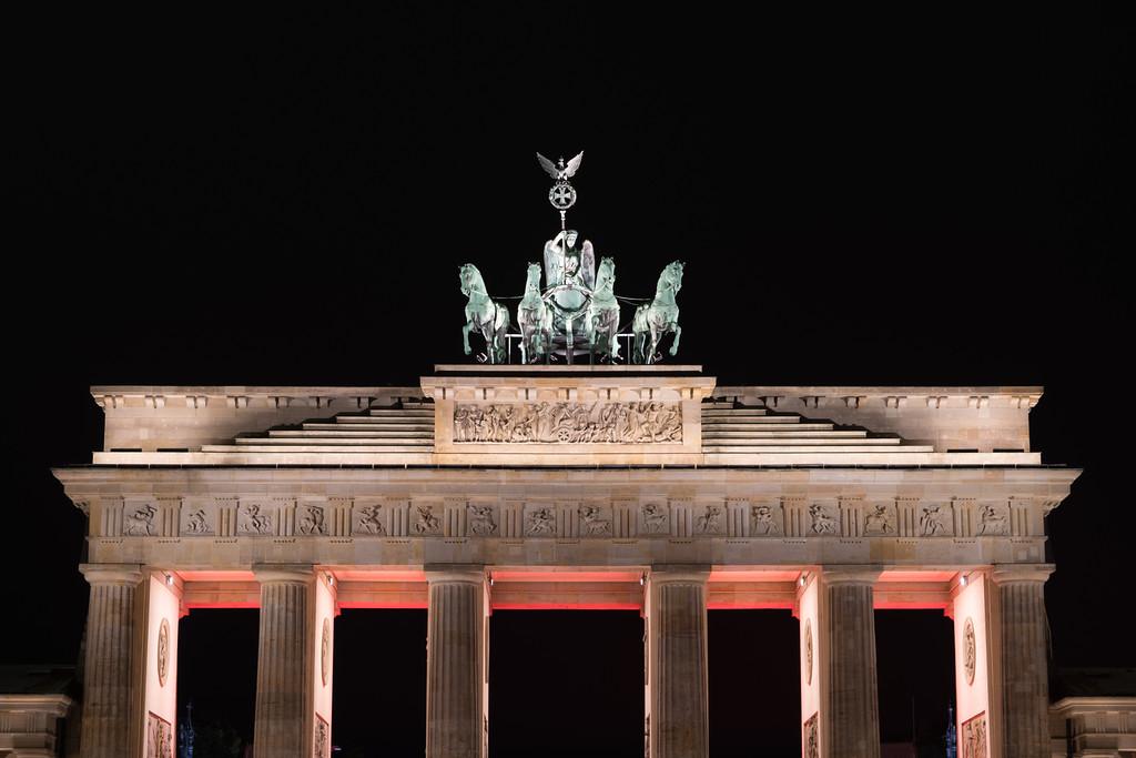 Gate to Berlin    Berlin, Germany