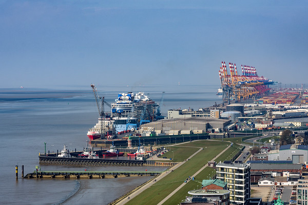 Bremerhaven – Ovation of the Seas
