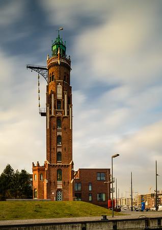 Bremerhaven – Havenwelten and Simon Loschen lighthouse