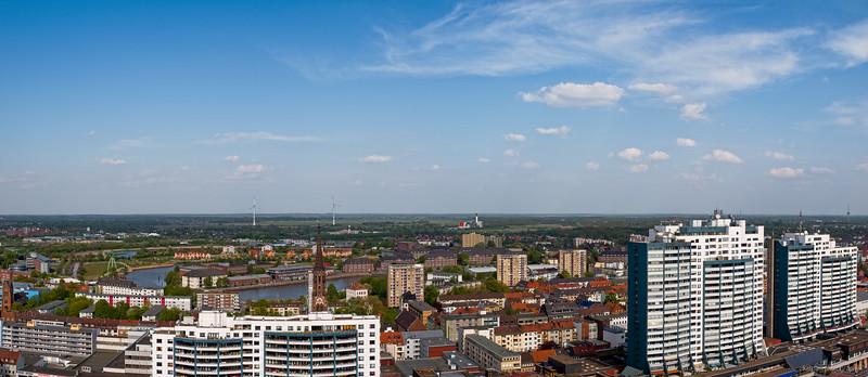 Bremerhaven (4pics 7341x3188px)
