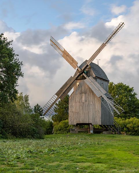 Bockwindmühle Oppenwehe
