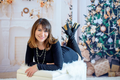 Family and Glamour Christmas Minis Holidays Photography Foster City Bay Area San Francisco - Viktoriya's Photography Viktoriya Kesel