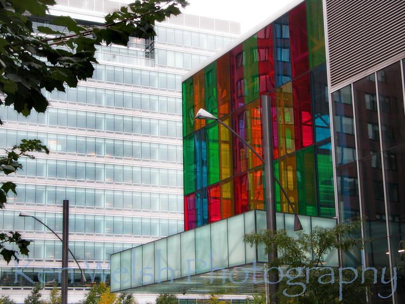 """""""Palais des congrès""""<br />   <br /> © Copyright Ken Welsh"""