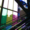 """City of Angles""<br /> Palais des congrès <br /> © Copyright Ken Welsh"