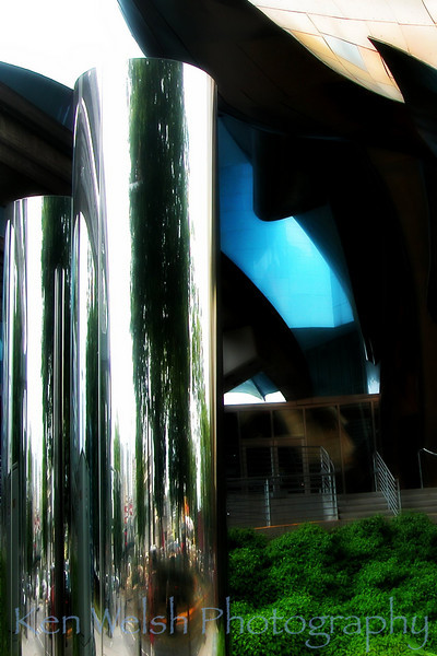 """Pillars""<br /> <br /> © Copyright Ken Welsh edit"