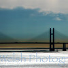 """Severn Bridge""<br /> <br />  © Copyright Ken Welsh"