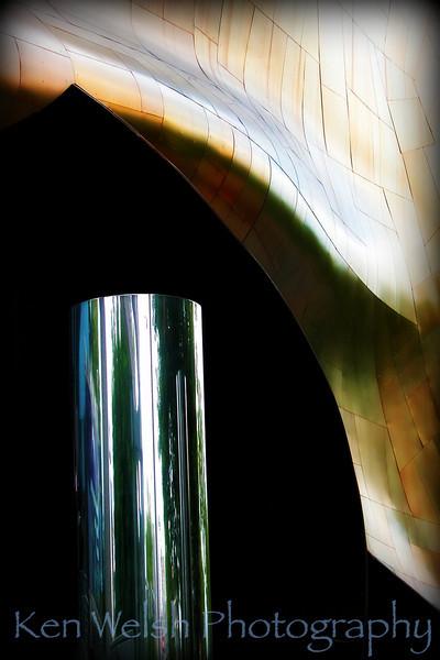 """Geometry""<br /> <br /> Seattle<br /> © Copyright Ken Welsh"