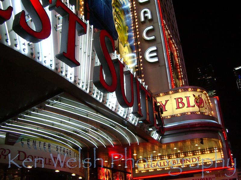 """Neon""<br /> <br /> Times Square"