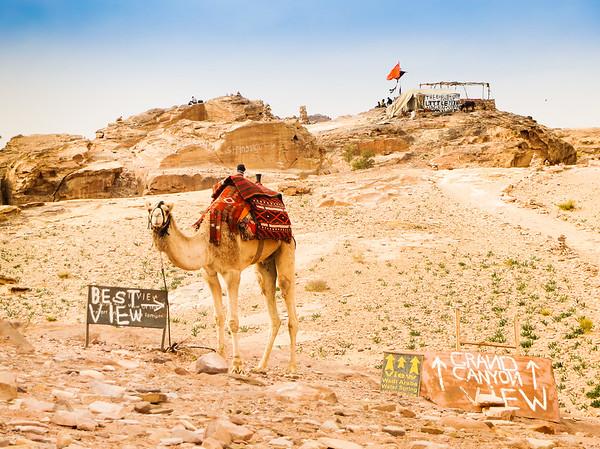 Grand Canyon of Petra