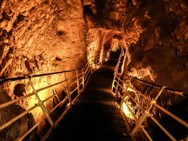 Hezekiah's Tunnel Entrance