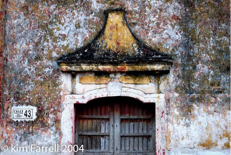 Calle 43.  Mexico.