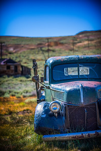 Old Delivery Truck in Bodie