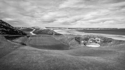 Cruden Bay Golf Photography