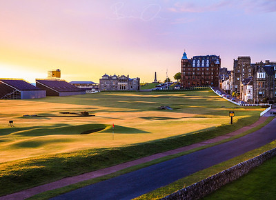 The Old Course - Road Hole