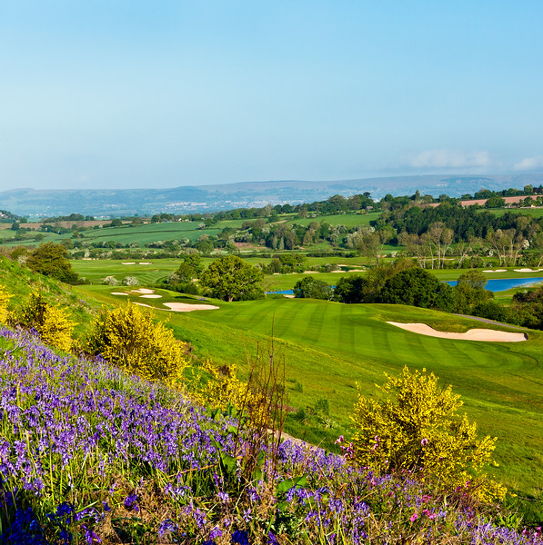 Celtic Manor Golf Photography