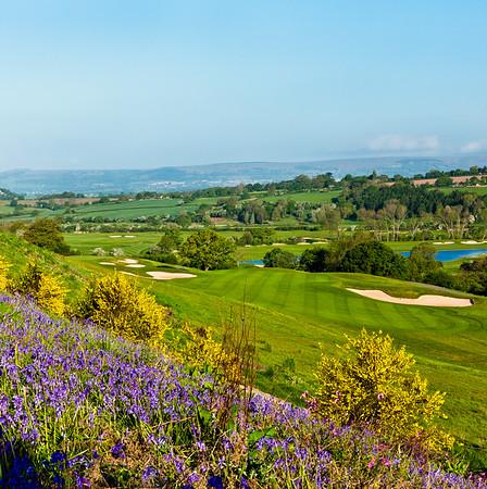 Celtic Manor Golf Photography