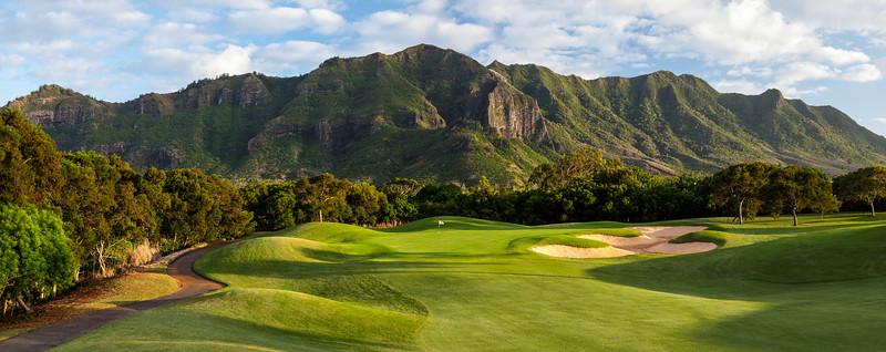 PuaKea Golf Course Photography