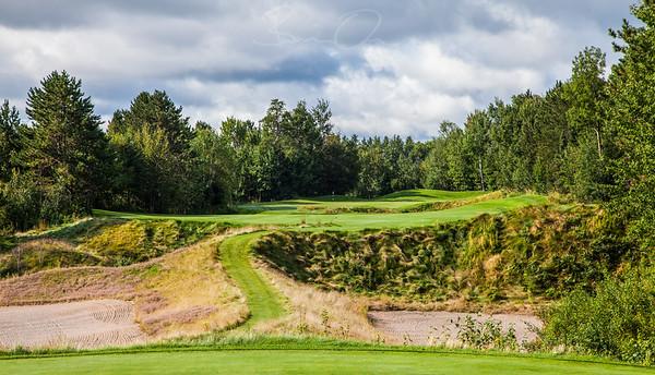Giants Ridge Golf Photography