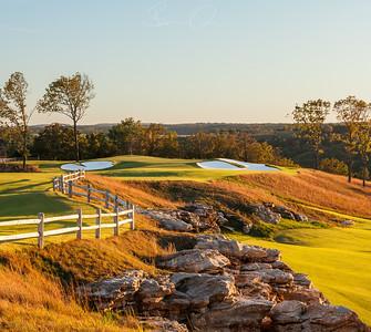 Big Cedar Golf - Gary Player Moutain Top Course - Brian Oar Photography
