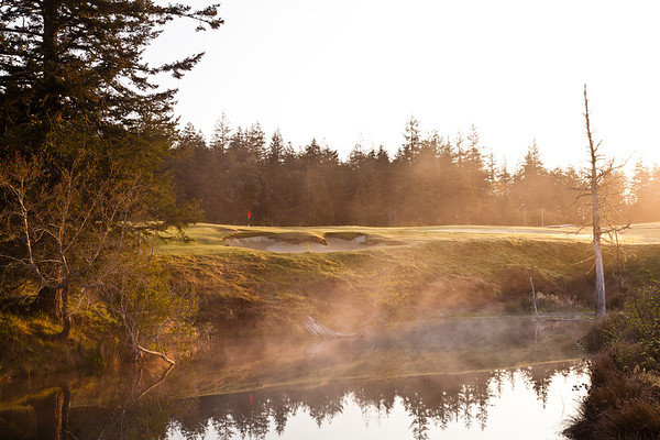 Bandon Crossings Golf Photography