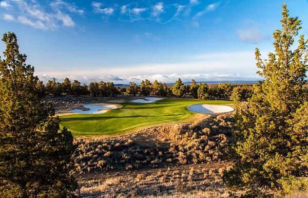 Brasada Ranch Golf Photography