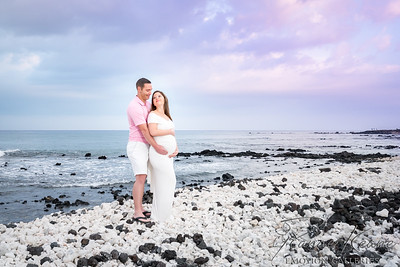 Sabrina & Justin Photographer by Hawaii BabyMoons ©2017 Ranae Keane-Bamsey Photography www.EMotionGalleries.com