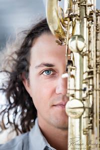Musician Duncan Bamsey Saxophone ©2017 Ranae Keane-Bamsey Photography www.EMotionGalleries.com