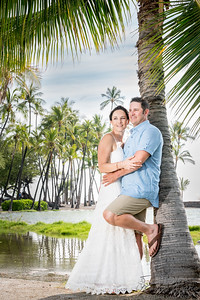Hawaiiana Wedding ©2017 Ranae Keane-Bamsey Photography www.EMotionGalleries.com