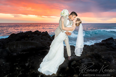 Perfect Wedding Day Perfect Wedding Couple ©2017 Ranae Keane-Bamsey Photography www.EMotionGalleries.com