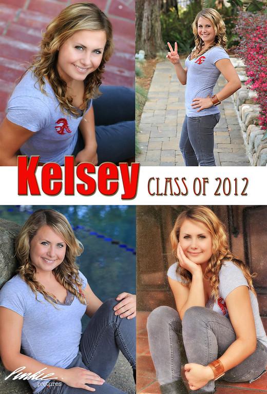 Kelsey - 4 window, 5x7 single sided Announcement