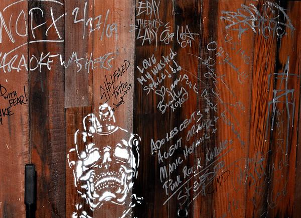 Grafitti and Wall Art