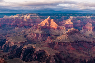 Isis Temple, Grand Canyon