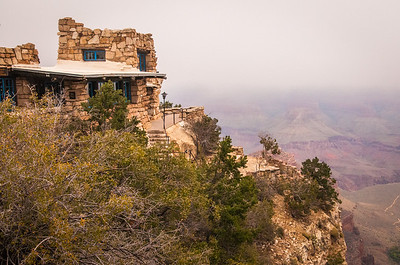 Lookout Studio Overlooking Plateau Point