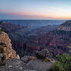 North Rim Sunset